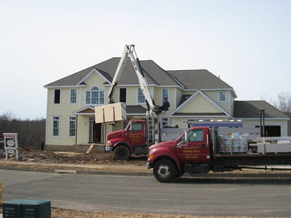 Westover building supply inc chicopee massachusetts for Drywall delivery cost